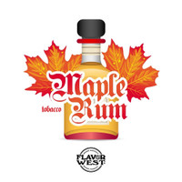 Flavor West Maple Rum Tobacco