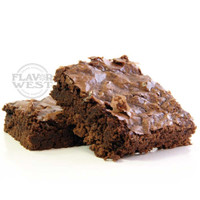 Flavor West Fudge Brownie