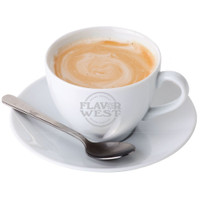 Flavor West Coffee with Cream