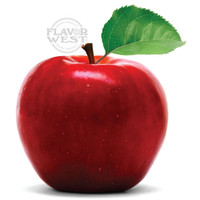 Flavor West Apple Red Natural