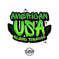 Flavor West American USA Blend Tobacco