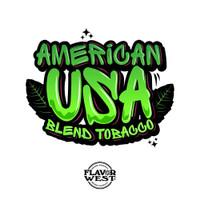 Flavor West American USA Blend Tobacco