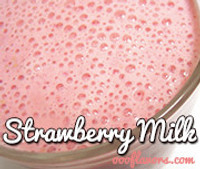 Strawberry Milk  (OOO)