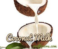 Coconut Milk  (OOO)