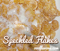 Cereal - Speckled Flakes  (OOO)