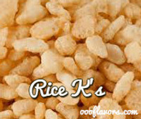 Cereal - Rice K's (OOO)