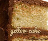 Cake (Yellow)  (OOO)