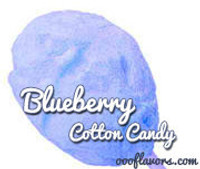 Blueberry Cotton Candy  (OOO)
