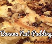 Banana Nut Pudding  (OOO)