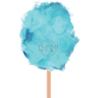 Flavor West Blueberry Cotton Candy