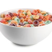 Fruit Circles With Milk (TDA)