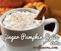Ginger Pumpkin Spice Latte (OOO)