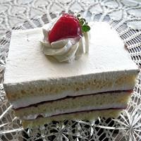 Organic Strawberry Shortcake (NF)
