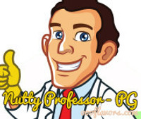 Nutty Professor - PG (OOO)