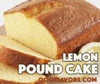 Lemon Pound Cake (OOO)