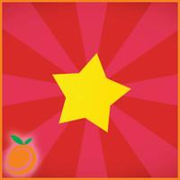 Red Candy Burst Type (RF)