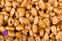 Caramel Rice Crispy Treats (WF)