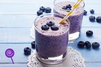 Blueberry Smoothie (WF)