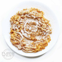 Flavor West Funnel Cake