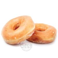 Flavor West Glazed Doughnut