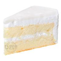 Flavor West Cake White