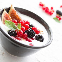 Organic Berries And Cream (NF)