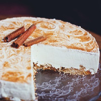 Vanilla Cheesecake (EF)