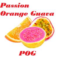 Passion Orange Guava (TDA)