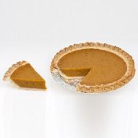 Organic Pumpkin Pie (NF)