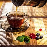 Blueberry Black Tea (HC)