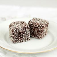 Coconut Pound Cake (FS)