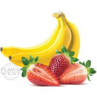 Flavor West Strawberry Banana