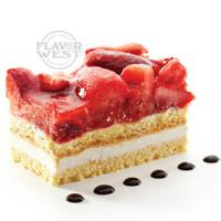 Flavor West Strawberry Shortcake