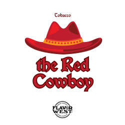 Flavor West The Red Cowboy Tobacco