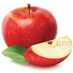 Flavor West Apple Red