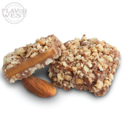 Flavor West Almond Toffee Candy