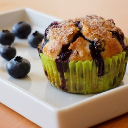 Blueberry Muffin (TP)