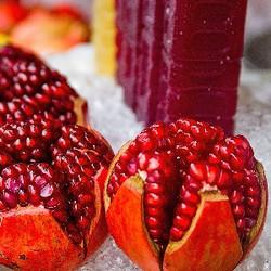 Organic Pomegranate (NF)