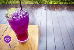 Sweet & Sour Purple Drink (WF)