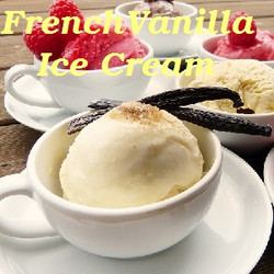 French Vanilla Ice Cream (HA)