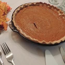 Pumpkin Pie (HC)