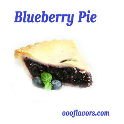 Blueberry Pie (OOO)