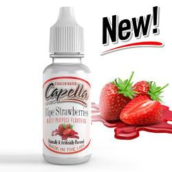 Ripe Strawberries (CAP)
