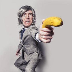 Horny Banana (IW)