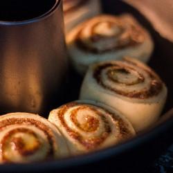 Sweet Cinnamon Bun (JF)