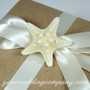 Natural Knobby Starfish - Gift Packaging Idea
