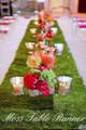 Decorative Moss Mat Sheeting - Table Runner