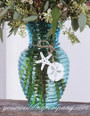 Wooden Beach Ornaments - Wedding Vase Decorations