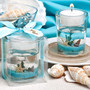 Beach Scene Candle Favor