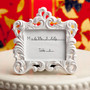 Baroque-Style Place Card Frame